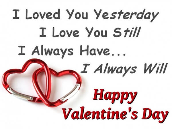Happy Valentines Day Quotes 2019