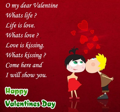 valentine day kiss images