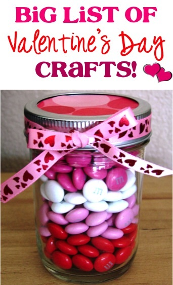 Valentine's Day Crafts for Wife