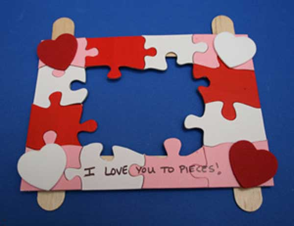 Valentines Day Crafts for Husband