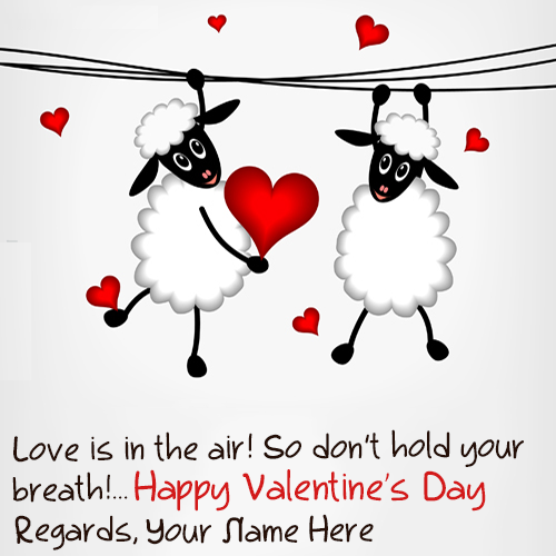 Valentine Day Card Messages