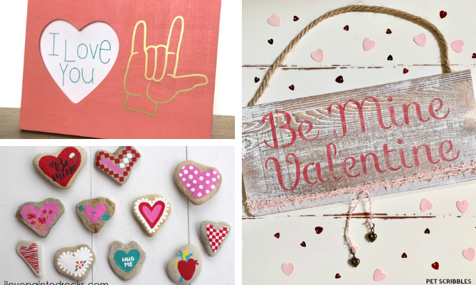 craft ideas for valentine