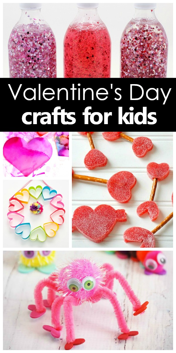 valentine's day homemade crafts