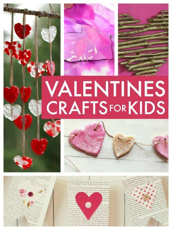 crafts for valentines day