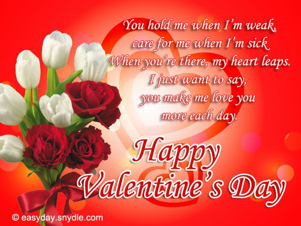 Happy valentine's day greeting cards