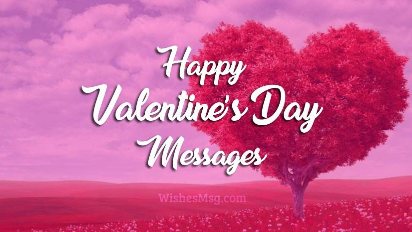 Valentines Day Wishes Messages
