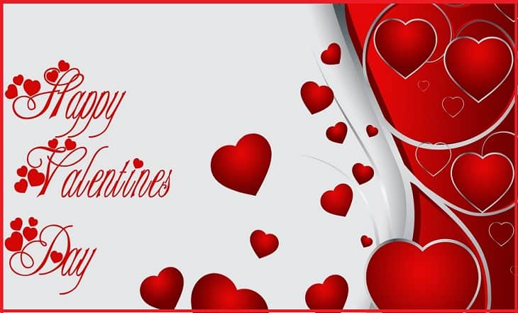 valentine day greeting cards for husband
