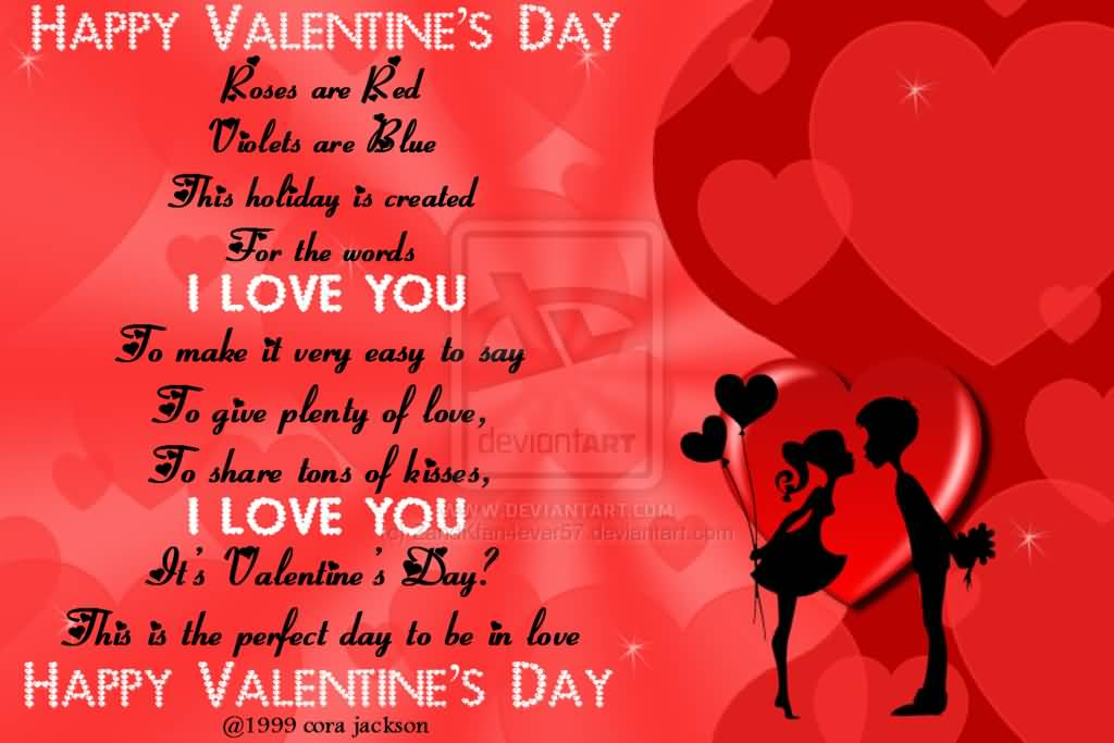 valentines day wishes for friend