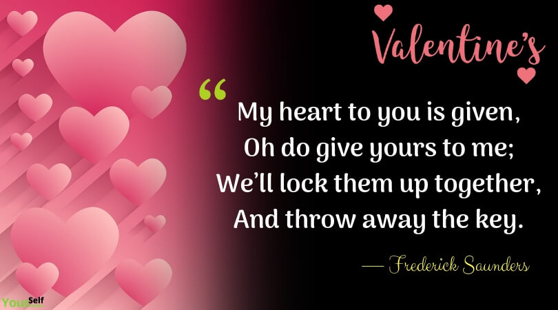 valentine day quotes for facebook