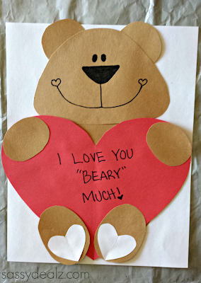 Funny Valentine's Day Crafts