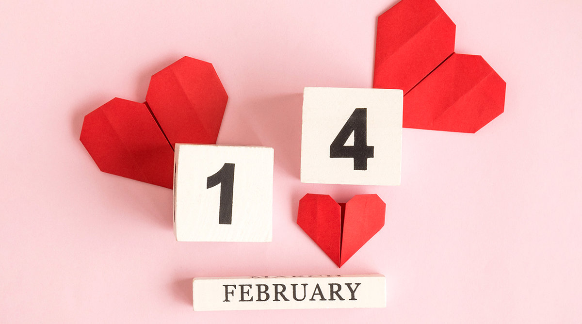 What's the name of your Valentine?